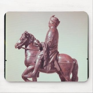 Equestrian statue of Charlemagne Mouse Mat