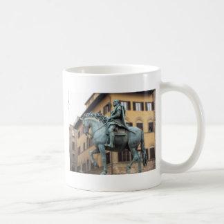 Equestrian statue of Cosimo de Medici, Florence Coffee Mug