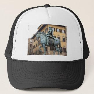 Equestrian statue of Cosimo de Medici, Florence Trucker Hat