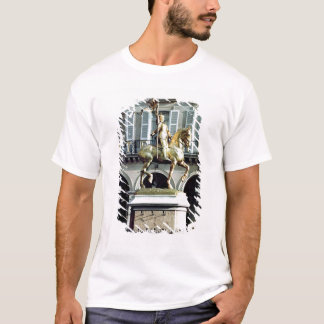 Equestrian statue of Joan of Arc T-Shirt