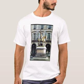 Equestrian statue of Joan of Arc T-Shirt