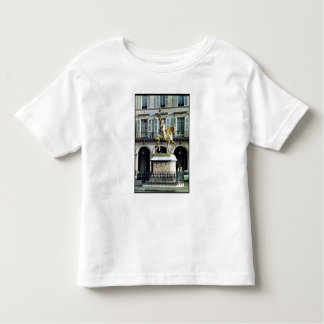 Equestrian statue of Joan of Arc Toddler T-Shirt