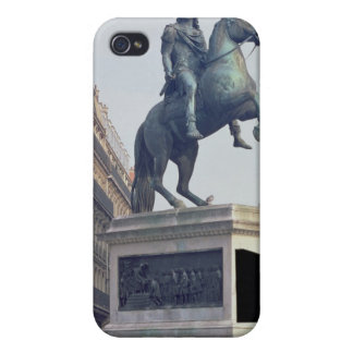 Equestrian Statue of King Louis XIV (1816-22) (bro iPhone 4 Covers