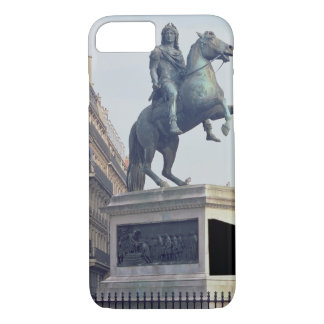 Equestrian Statue of King Louis XIV (1816-22) (bro iPhone 7 Case