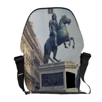 Equestrian Statue of King Louis XIV (1816-22) (bro Courier Bags