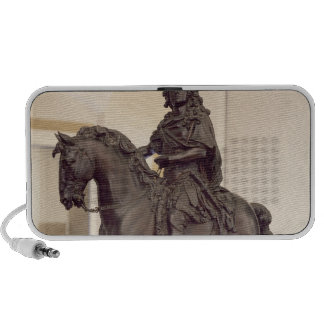 Equestrian statue of Louis XIV Travelling Speakers
