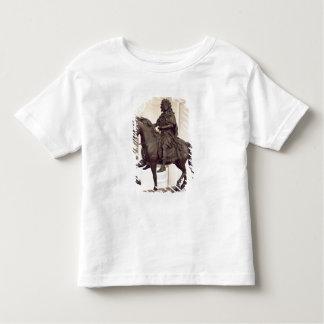 Equestrian statue of Louis XIV Toddler T-Shirt