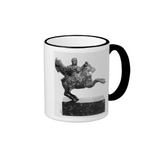 Equestrian statuette of Alexander the Great Mugs