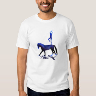 Equestrian Vaulting Tees