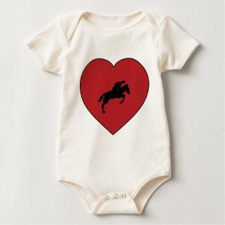 Equestrianism / Riding Baby Bodysuit