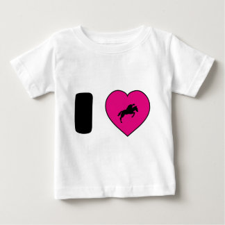 Equestrianism / Riding Baby T-Shirt