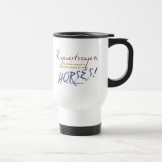 Equestrogen funny Horse Mugs