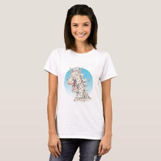 Equi-toons 'Domino' Appaloosa horse companion T-Shirt
