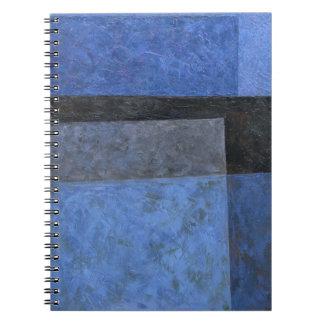 Equilibre no 11 spiral notebook