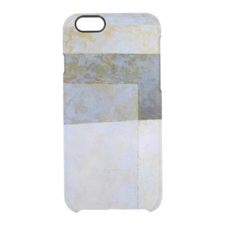 Equilibre no 24 clear iPhone 6/6S case