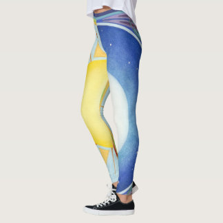 Equinox Sun and Moon Leggings