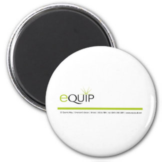 Equip Products 6 Cm Round Magnet