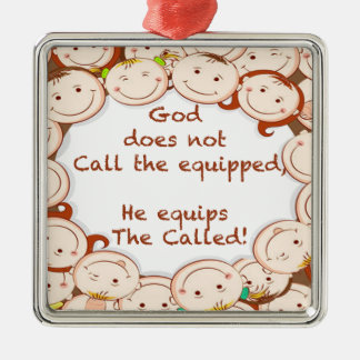 Equip The Called! Christmas Ornament