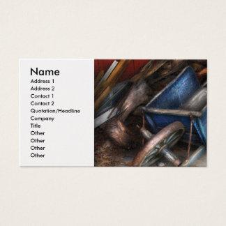 Equipment - One used wheelbarrow Business Card