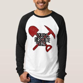 Equipo de Rescate de Chile Tshirt