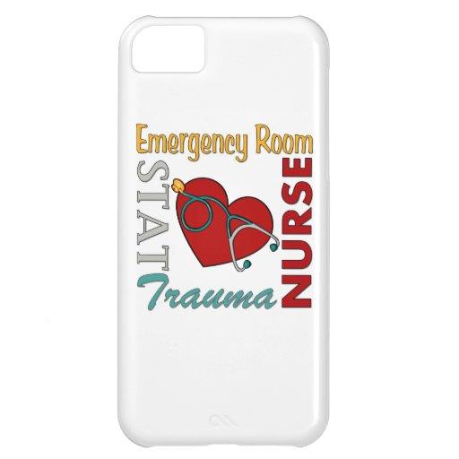 ER Nurse iPhone 5C Cases