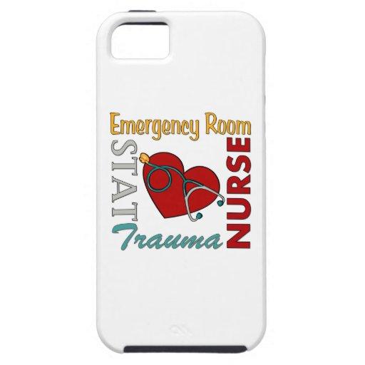 ER Nurse iPhone 5 Covers