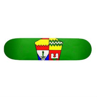 Er Rachidia, Morocco Skate Deck