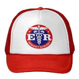ER Staff Cap
