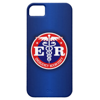 ER Staff iPhone 5 Cover