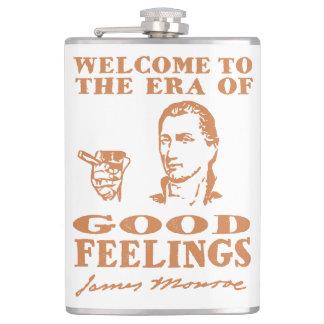 Era of Good Feelings Flask