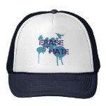 erase the hate3 trucker hat