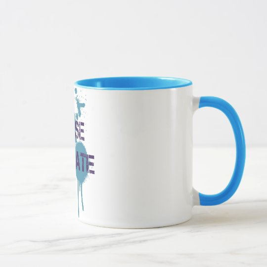 erase the hate mug