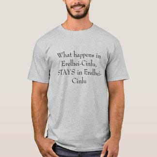 Erelhei-Cinlu T-Shirt
