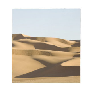 Erg Awbari, Sahara desert, Fezzan, Libya. 3 Notepad