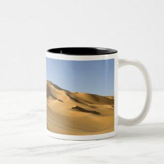 Erg Awbari, Sahara desert, Fezzan, Libya. 5 Two-Tone Coffee Mug