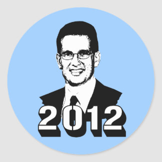 Eric Cantor 2012 Stickers