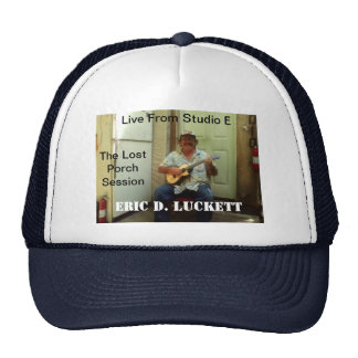 Eric D. Luckett Ukulele Hat