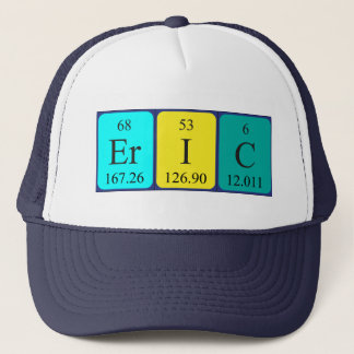 Eric periodic table name hat