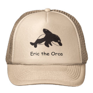 Eric the Orca Hat