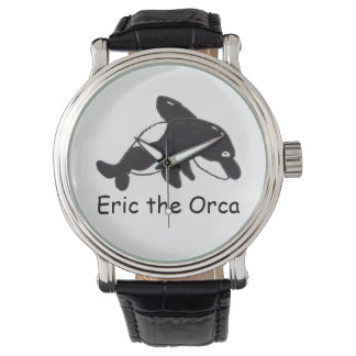 Eric the Orca Watch