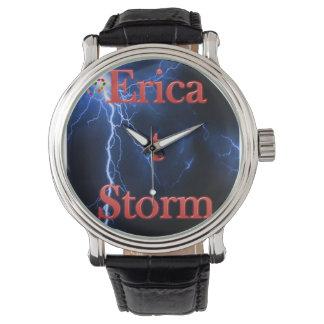 ERICA T STORM WATCH