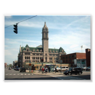 Erie Community College in Buffalo New York Photographic Print