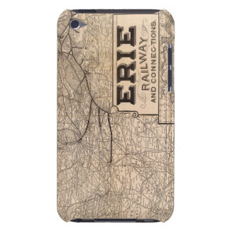 Erie Railway and connections Barely There iPod Case