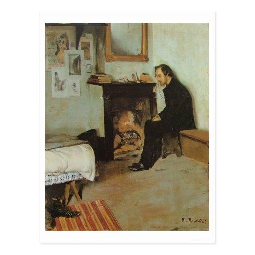 Erik Satie Post Cards