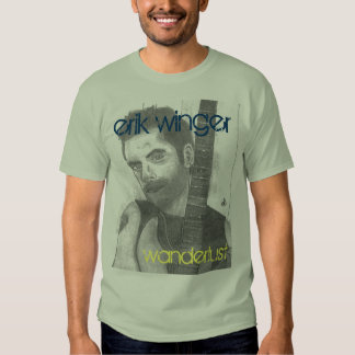 "Erik Winger ""Wanderlust"" Portrait Shirt"
