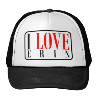 Erin, Alabama Trucker Hat