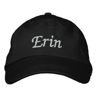 Erin Embroidered Hat