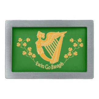 Erin Go Bragh belt buckle