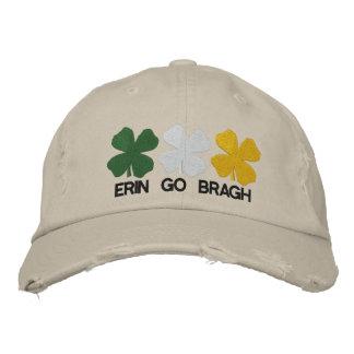 Erin Go Bragh Embroidered Hat Baseball Cap
