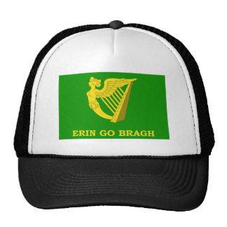 Erin Go Bragh Flag Trucker Hats